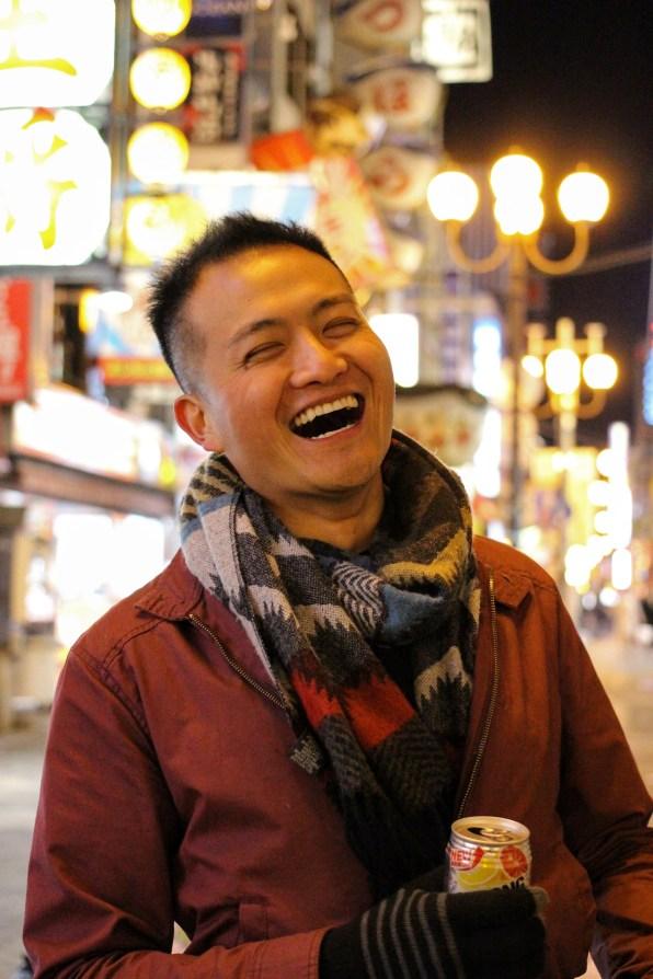 happy Chris