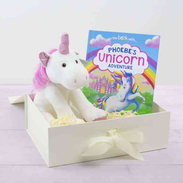 Unicorn story book