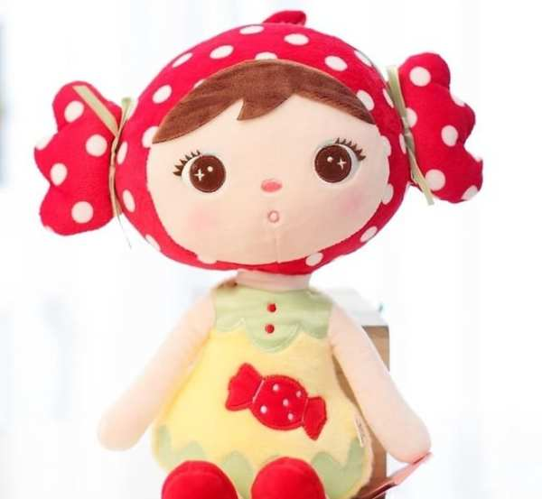 METOO RED CANDY GIRL XL DOLL – PERSONALISED
