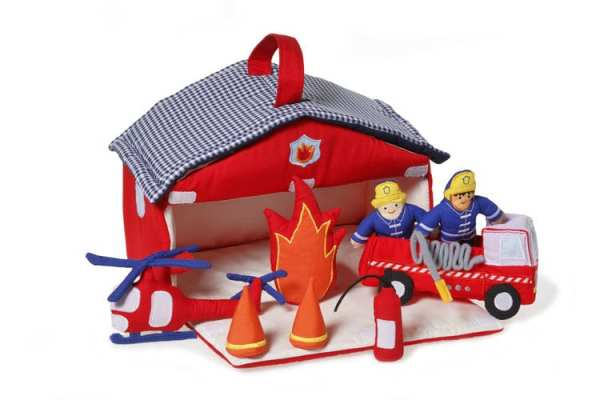 fabric fire station