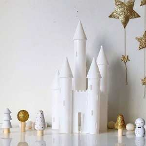 Fairy castle Lamp