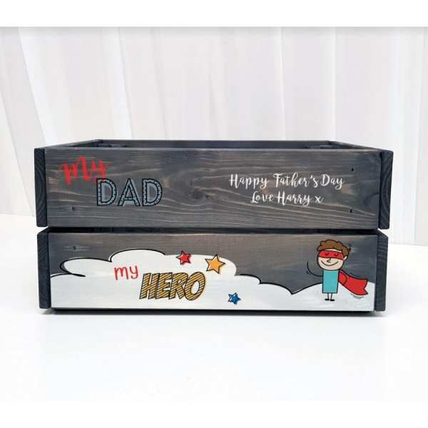 Fathers day crate
