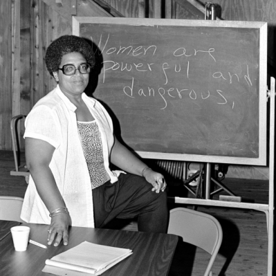 Powerful and Dangerous: The Words and Images of Audre Lorde