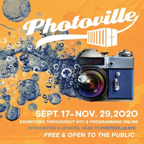 Photoville 2020 logo