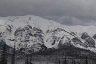 Cloudy view - Alberta