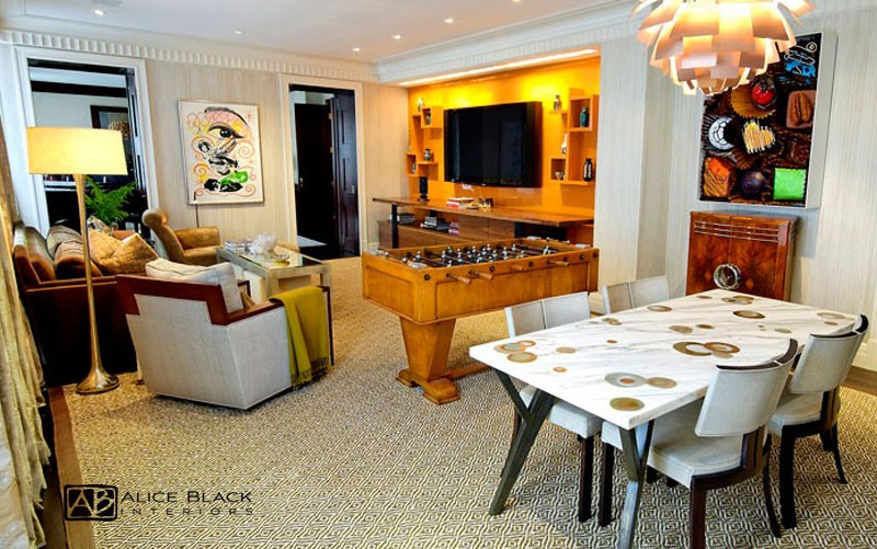 4-Park Avene Interior Designer, Alice Black