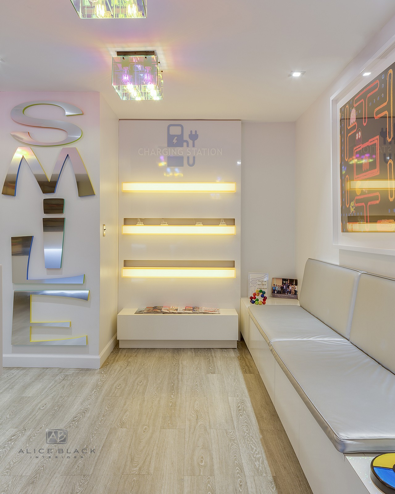 Interior Designer Smile Pediatric Dentist