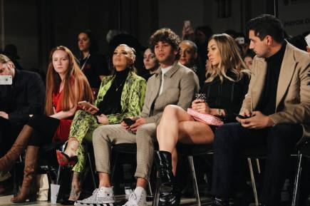 LFW FROW AW19