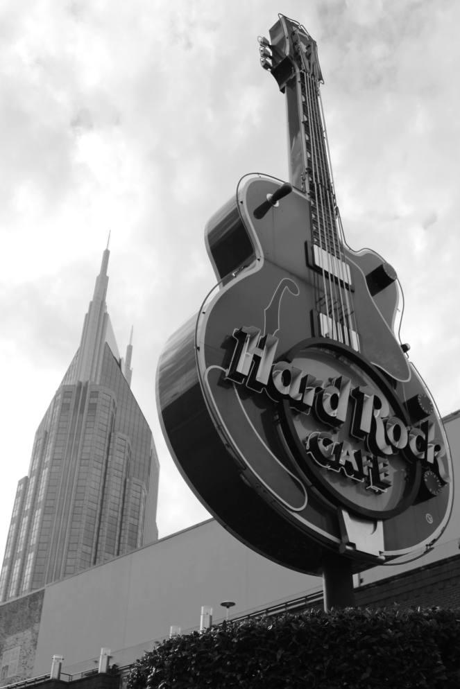Hard Rock Cafe Nashville