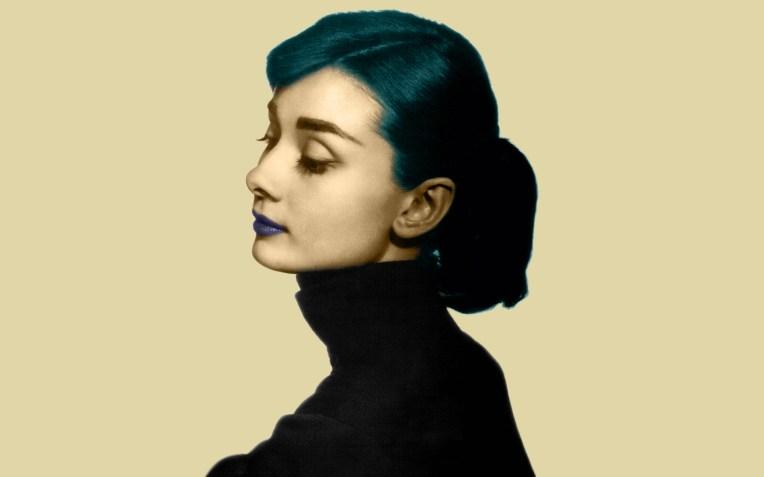 Audrey color