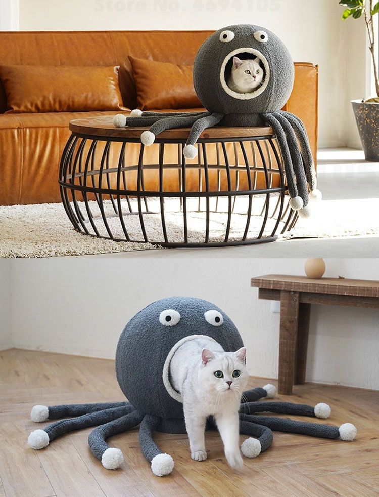 super cute cat house