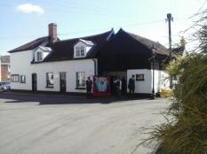 Filming in Hingham. (RTP)