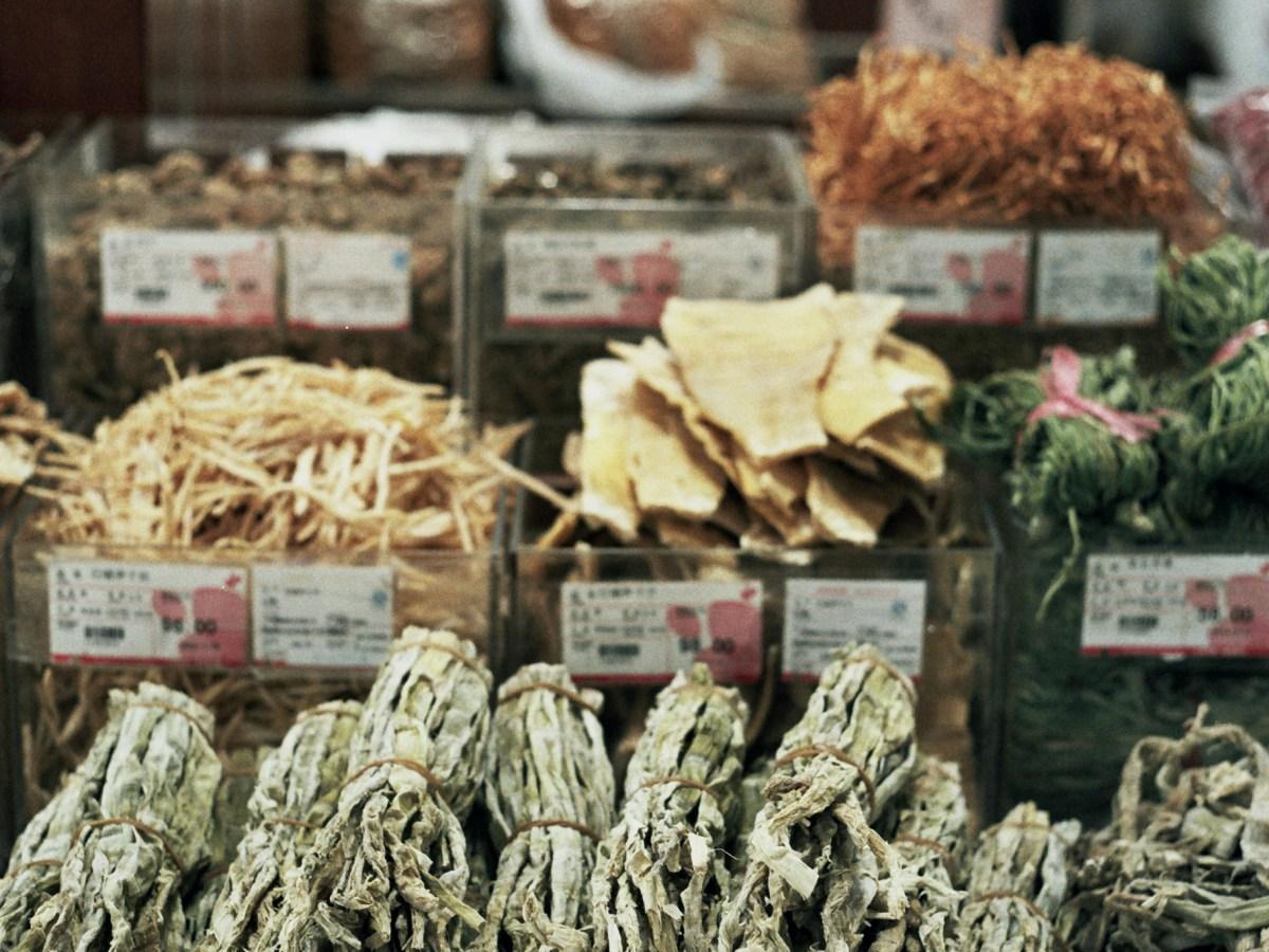 Markt in Azie