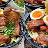 【防疫期間外帶外送美食推薦】超道地日式沾麵也可以外帶回家吃!《Nani麺》 |日式餐廳| |台南午餐| |台南外帶|