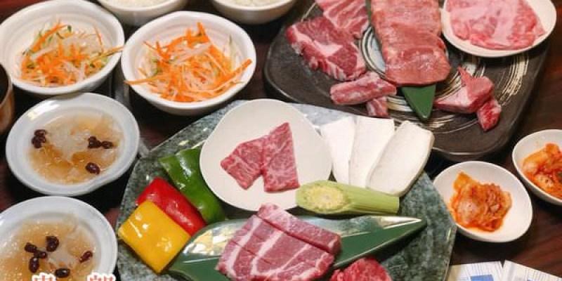 【台南美食-北區】 |台南燒肉| |燒肉推薦| |台南聚餐| 《貴一郎和牛燒肉御膳》午餐開賣,一個人只要$360就能吃到和牛定食!