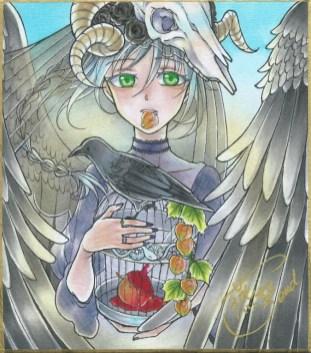 戦場の天使