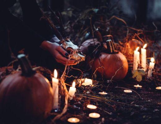 alice et shiva samain samhaim halloween 31 octobre célébrer sabbat rituels modernes activités sorcière soeurcière fete paienne