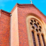 Church at Maroubra Parade, Sydney: f/14; 1/60sec; ISO-320