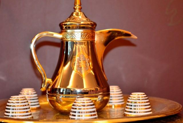 Dates & Arabic Coffee @ The Sofitel Jumeira Beach Hotel Dubai
