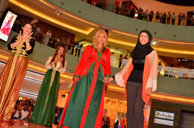 Fashion Show Dubai Mall 036