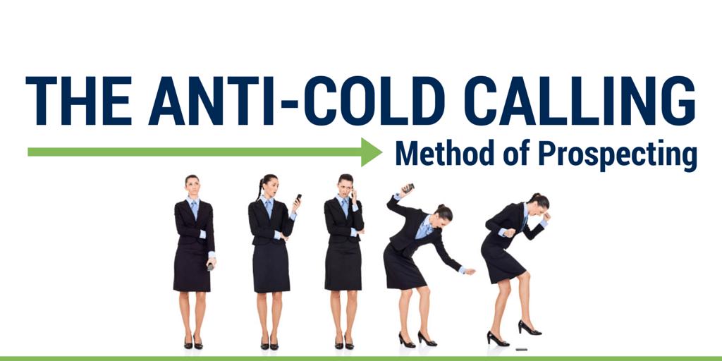 cold calling job