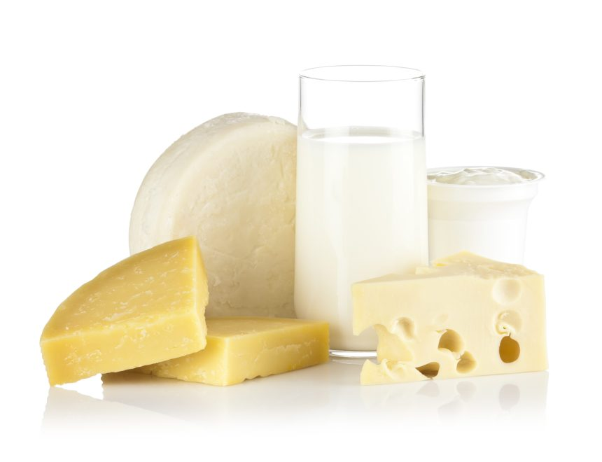 milk, yogurt and cheese -- keys foods for grocery lists during coronavirus timesfor a covid-19 grocery list