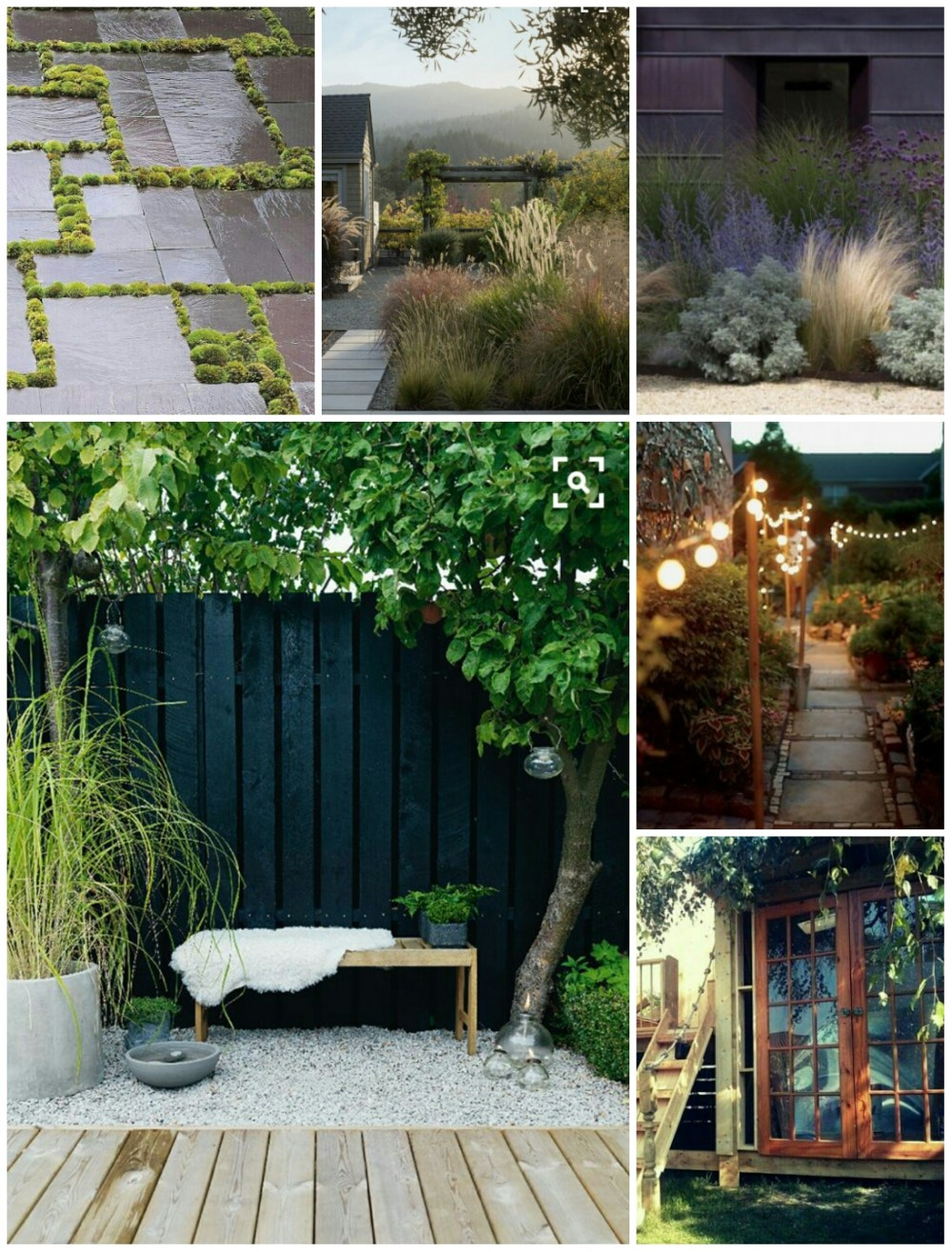Garden design, a contemporary Scandi inspired makeover. Alice in Scandiland