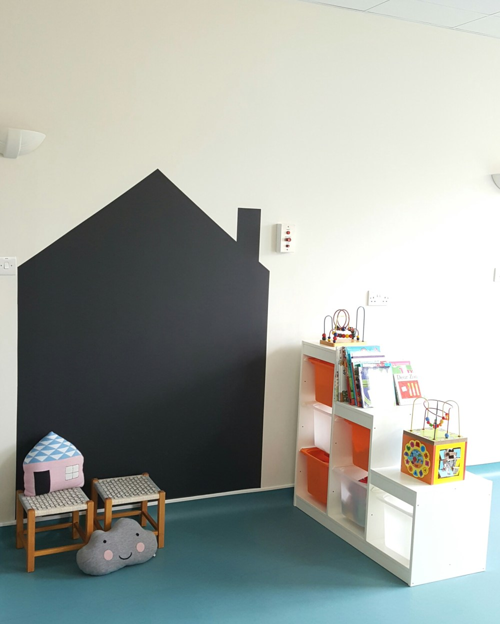 A place to play, Penrice Birth Centre.