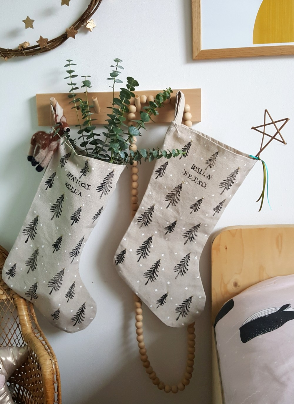 6775290fde2 Christmas Stockings and things. – Alice in Scandiland