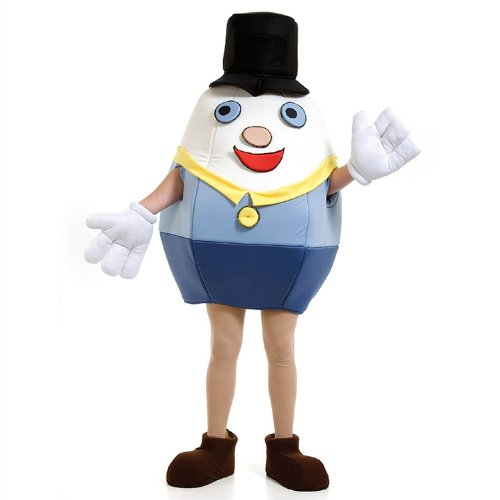 Adult Humpty Dumpty Costume will give you nightmares