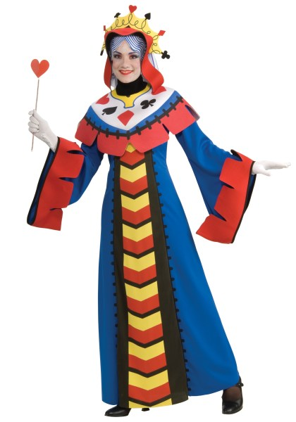non-slutty queen of hearts costume