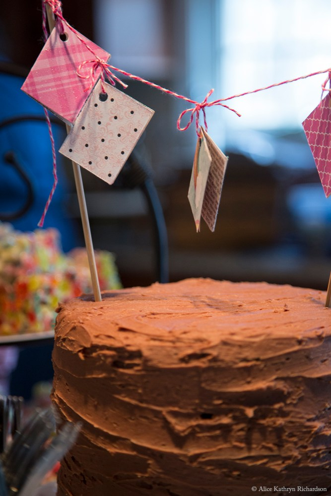 Photographing a Baby Shower (4/6)