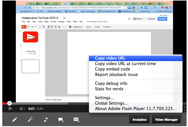 Copying a YouTube Video to Another YouTube Account - Teacher Tech