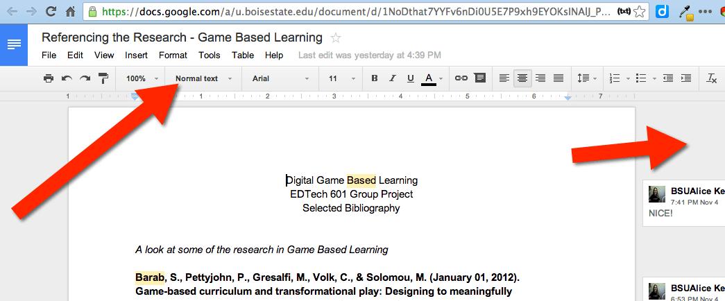 Publish Your Google Docs to the Web - Teacher Tech