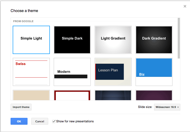 10 Easy Steps Creating Presentation Templates In Google Slides
