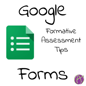 Google Forms Formative Assessment