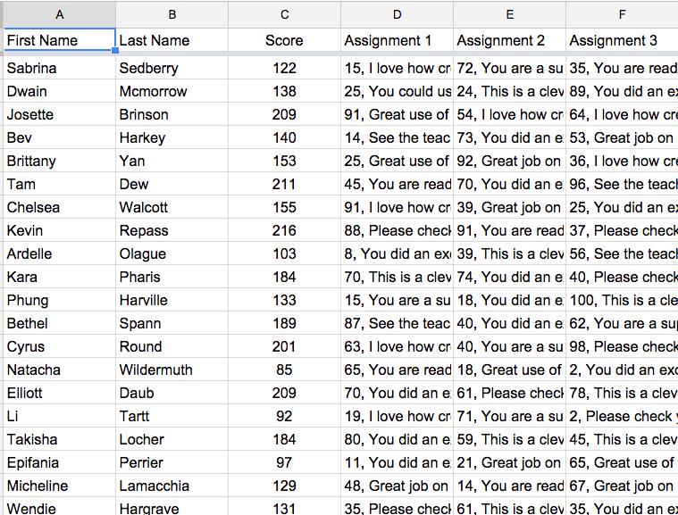 Google Sheets: Splitting Numbers from Text - Teacher Tech