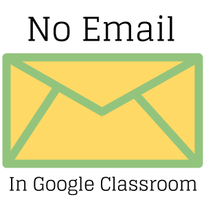 Google Classroom Email