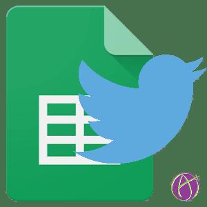 Twitter Google Sheets