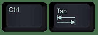 Control Tab