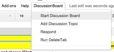7fe6cbade87 Google Classroom  Creating a Discussion Board - Teacher Tech