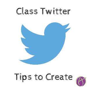 Class Twitter Tips