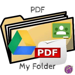 PDF my Google Drive Folder - Teacher Tech
