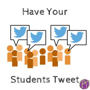 Class Twitter Account: How Your Students Can Tweet - Teacher Tech