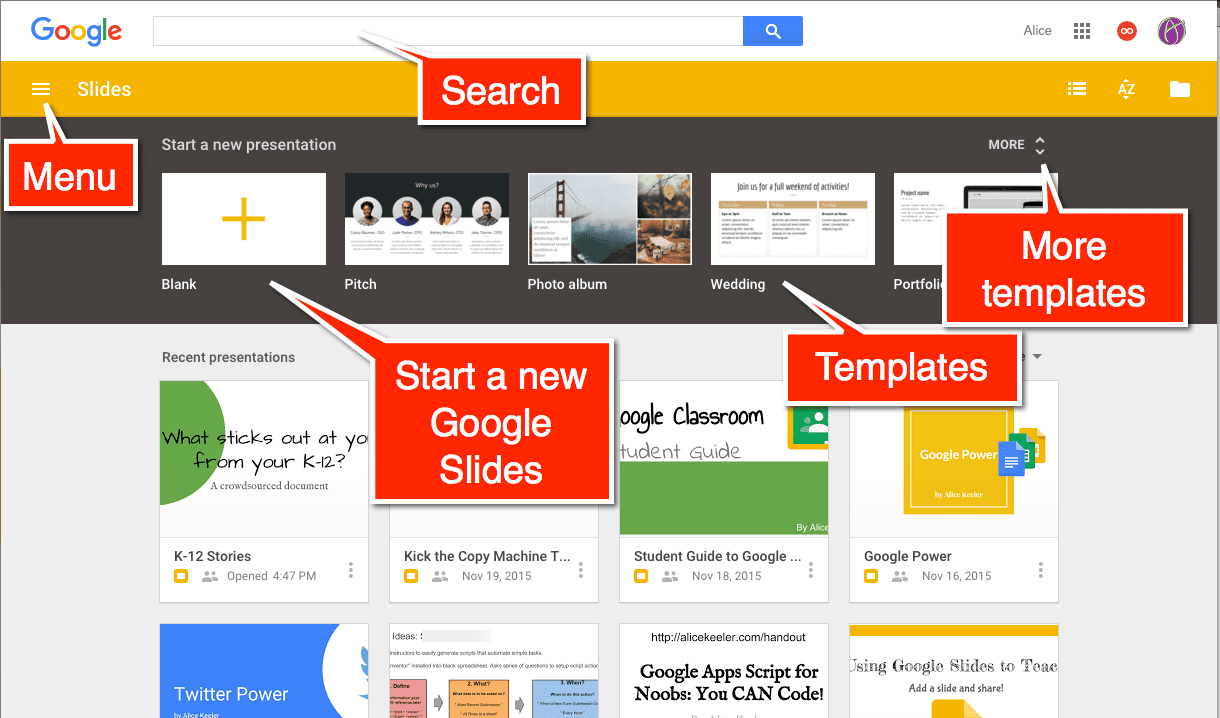 google slides animate items together teacher tech