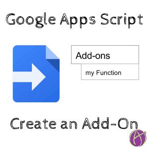 Create an add on (1)
