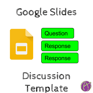 Discussion Template with Slides