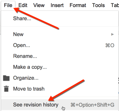 See revision history