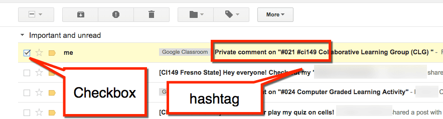check checkbox in gmail