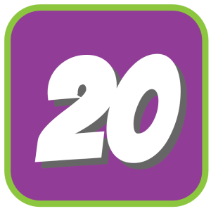 Drive 20 Chrome Extension icon